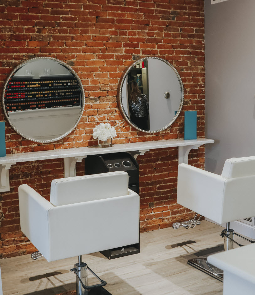 hair salon newburyport